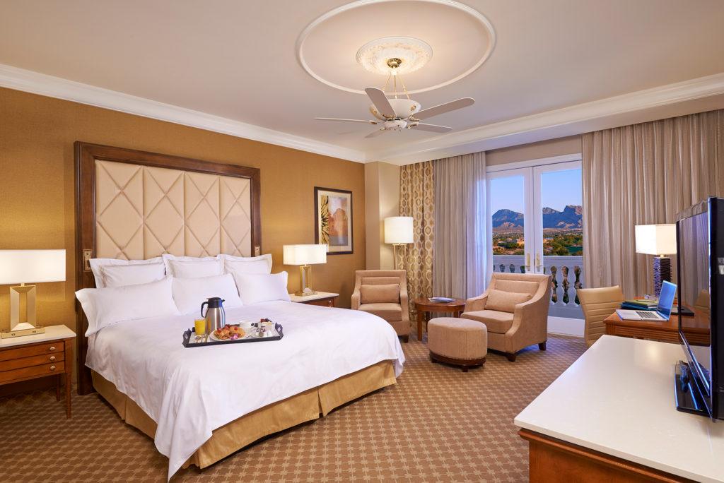 JW Marriott Las Vegas Guest Room
